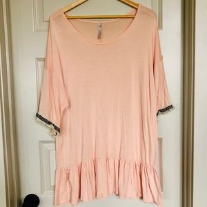Tops - Boutique flowy tunic